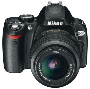 Nikon D40x / D60