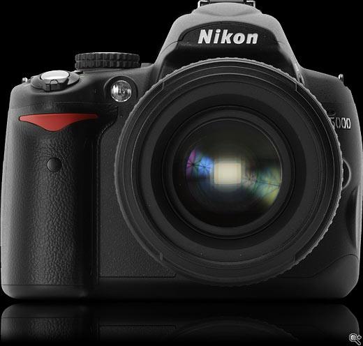 Nikon представляет новую фотокамеру Nikon D5000 - Клуб фотографов Nikon - iNikon.ru | Сравнить фотоаппараты nikon | Никон д5000